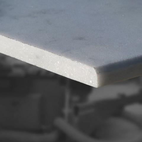 Подоконник Мрамор Bianco Ibiza 1500х400х30 мм