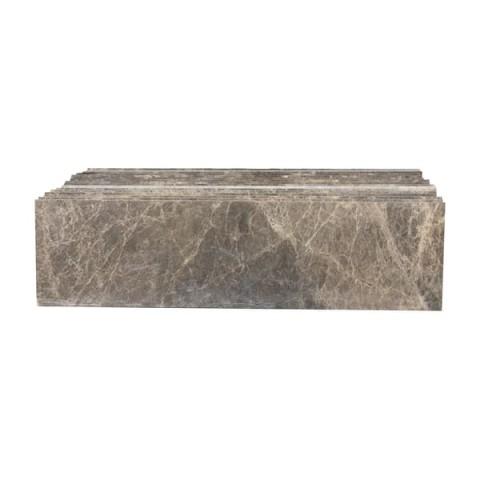Мраморный подоконник мрамор Emperador medium 1220x300x20 мм